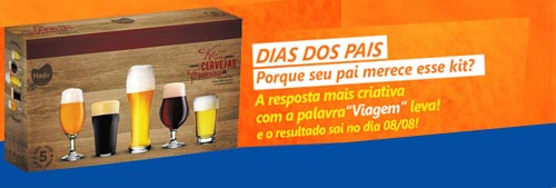 PROMOÇÃO DIA DOS PAIS  – NÃO É SORTEIO, A MELHOR FRASE LEVA!!!