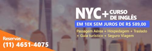 NEW YORK UMA VIAGEM INESQUECÍVEL!
