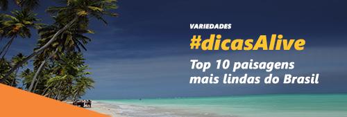 TOP 10 PAISAGENS MAIS LINDAS DO BRASIL
